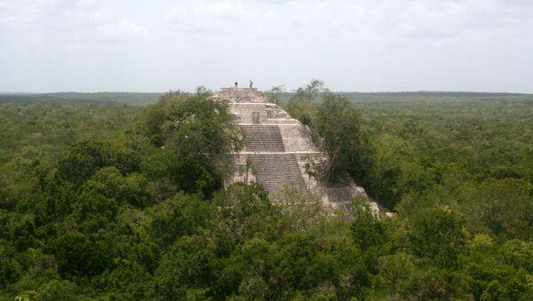Antigua ciudad maya y bosques tropicales protegidos de Calakmul - Sputnik Mundo