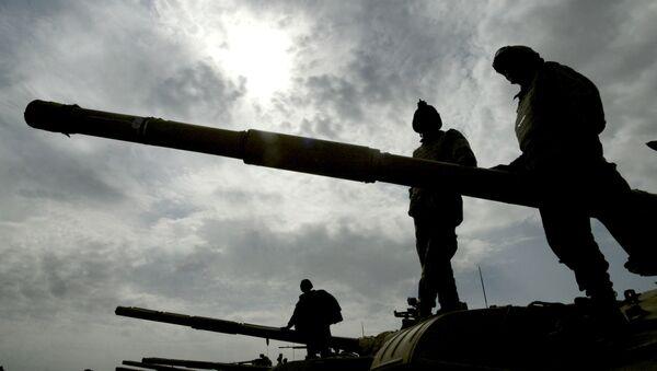 Base militar de Besmayah en Irak - Sputnik Mundo