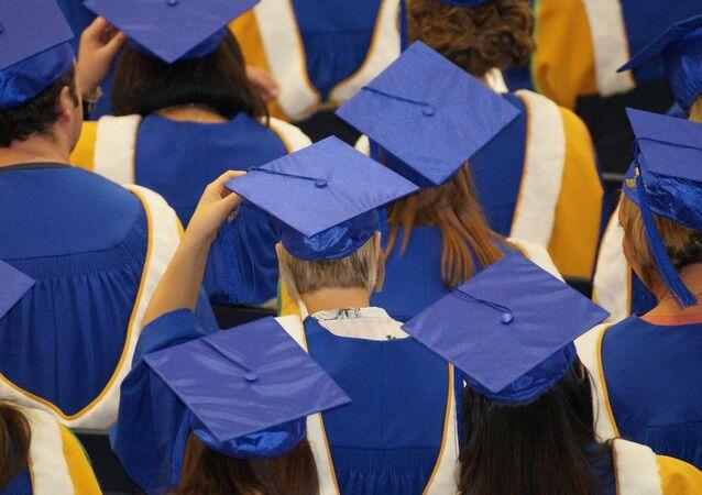 Graduados (imagen referencial)