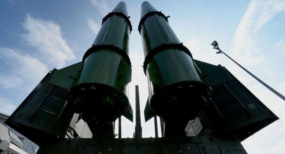 El sistema de misiles Iskander-M