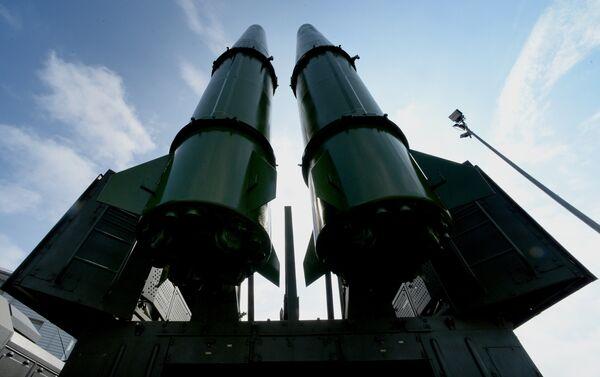 El sistema de misiles Iskander-M - Sputnik Mundo