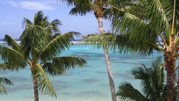Una isla tropical - Sputnik Mundo