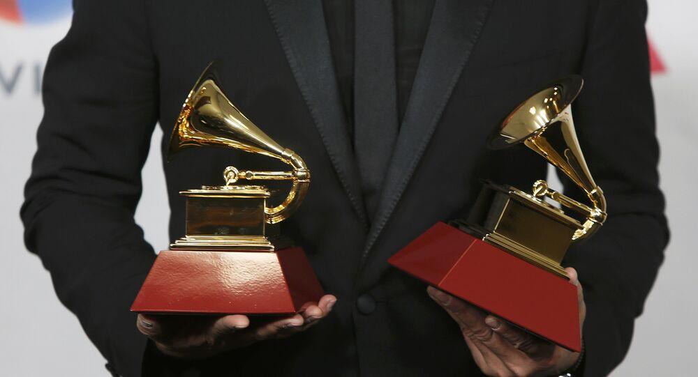 La ceremonia de los Grammy Latinos