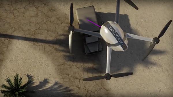 LDS SpectroDrone, un dron capaz de detectar explosivos - Sputnik Mundo