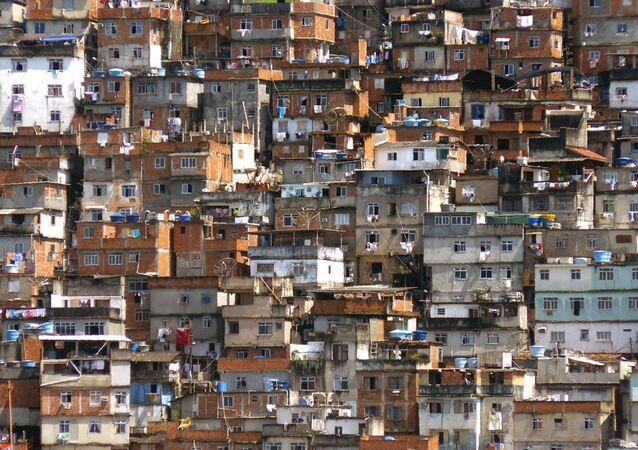 Favelas, Brasil (archivo)