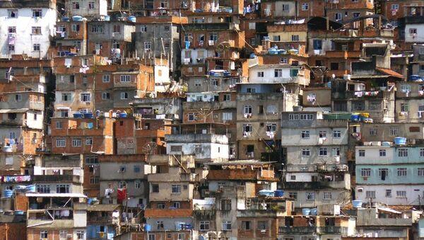 Favelas, Brasil - Sputnik Mundo