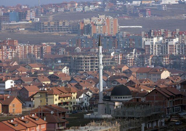 Pristina, capital de Kosovo (archivo)