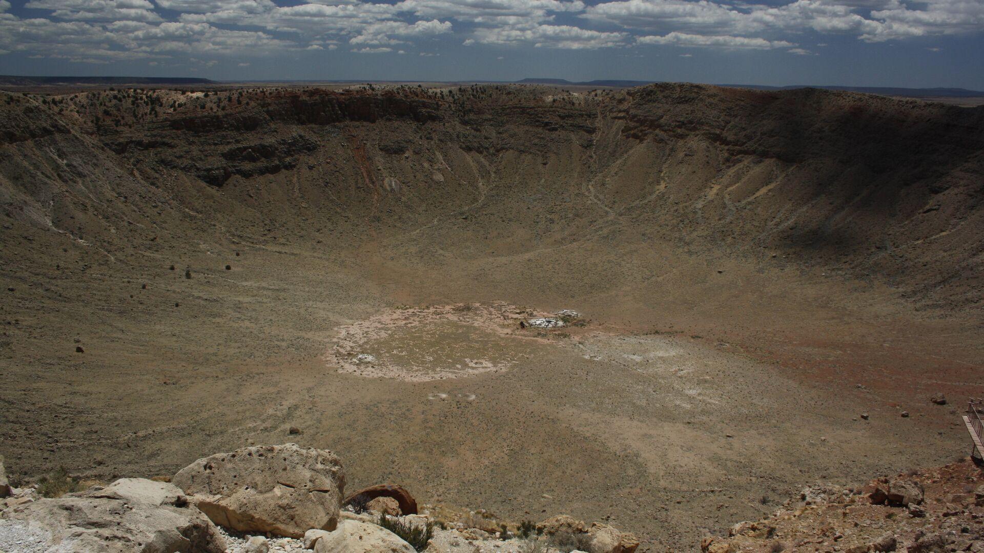 Un cráter - Sputnik Mundo, 1920, 07.08.2021