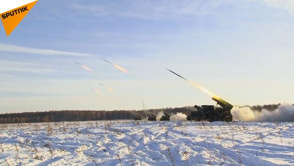 El día de las Tropas de Misiles y Artillería rusas - Sputnik Mundo