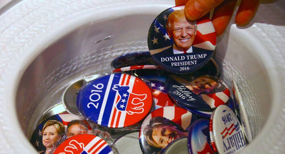 Elecciones presidenciales en EEUU (archivo)