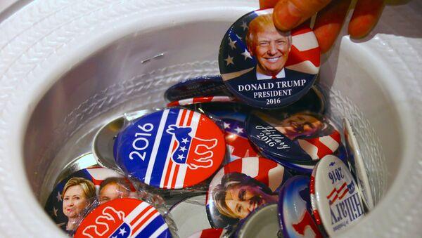 Elecciones presidenciales en EEUU (archivo) - Sputnik Mundo