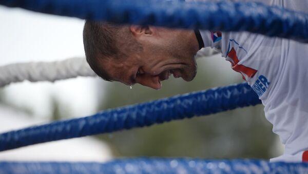El boxeador ruso Serguéi Kovalev - Sputnik Mundo