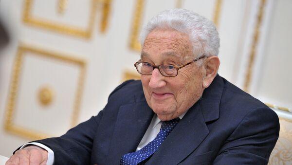 Henry Kissinger - Sputnik Mundo