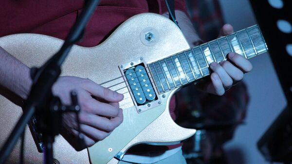 Guitarra - Sputnik Mundo