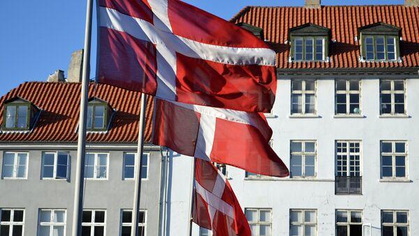 Banderas de Dinamarca - Sputnik Mundo