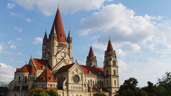 Vistas de Viena, la capital austriaca - Sputnik Mundo