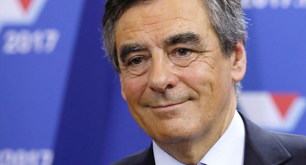 François Fillon, candidato presidencial de la derecha francesa