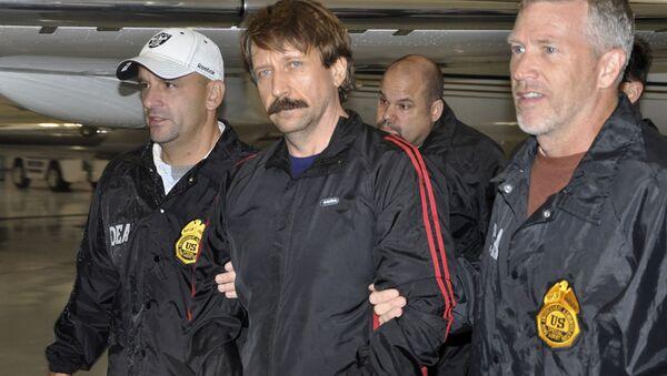 Víctor Bout, empresario ruso que cumple una condena de 25 años en EEUU - Sputnik Mundo