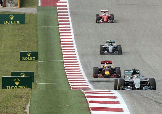 Un circuito de Formula 1