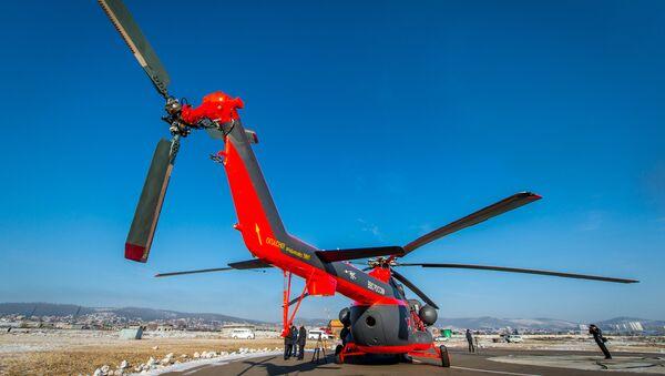 Helicóptero VK-2500 - Sputnik Mundo