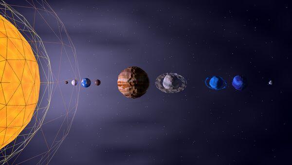 Solar System - Sputnik Mundo