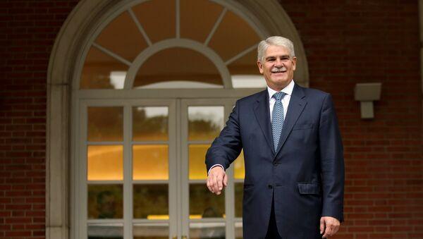 Alfonso Dastis, ministro de Exteriores español - Sputnik Mundo