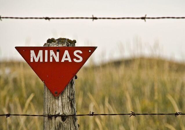 Minas (foto referencial)