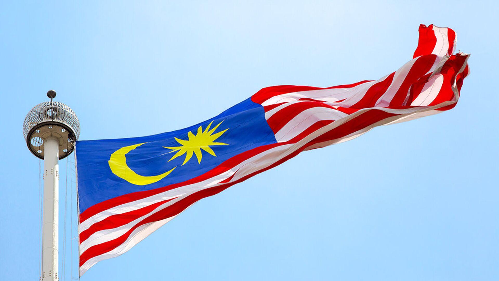 La bandera de Malasia - Sputnik Mundo, 1920, 19.03.2021