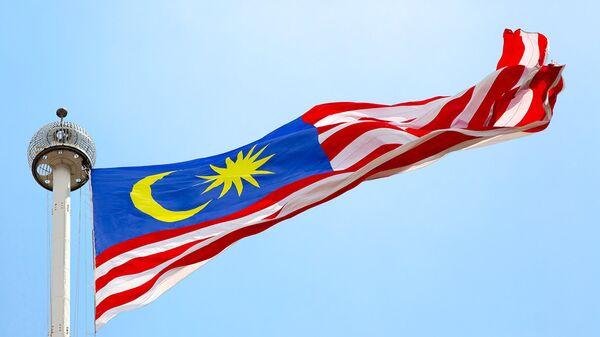 La bandera de Malasia - Sputnik Mundo