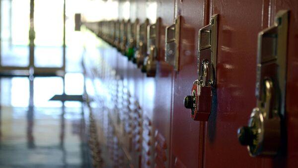 Armarios en la escuela - Sputnik Mundo