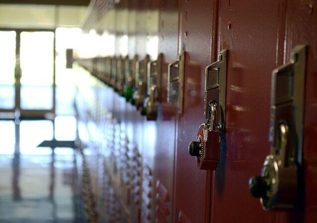 Armarios en la escuela