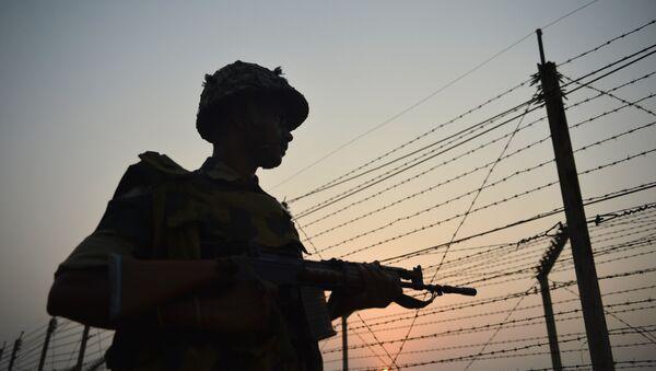 Frontera entre India y Pakistán - Sputnik Mundo