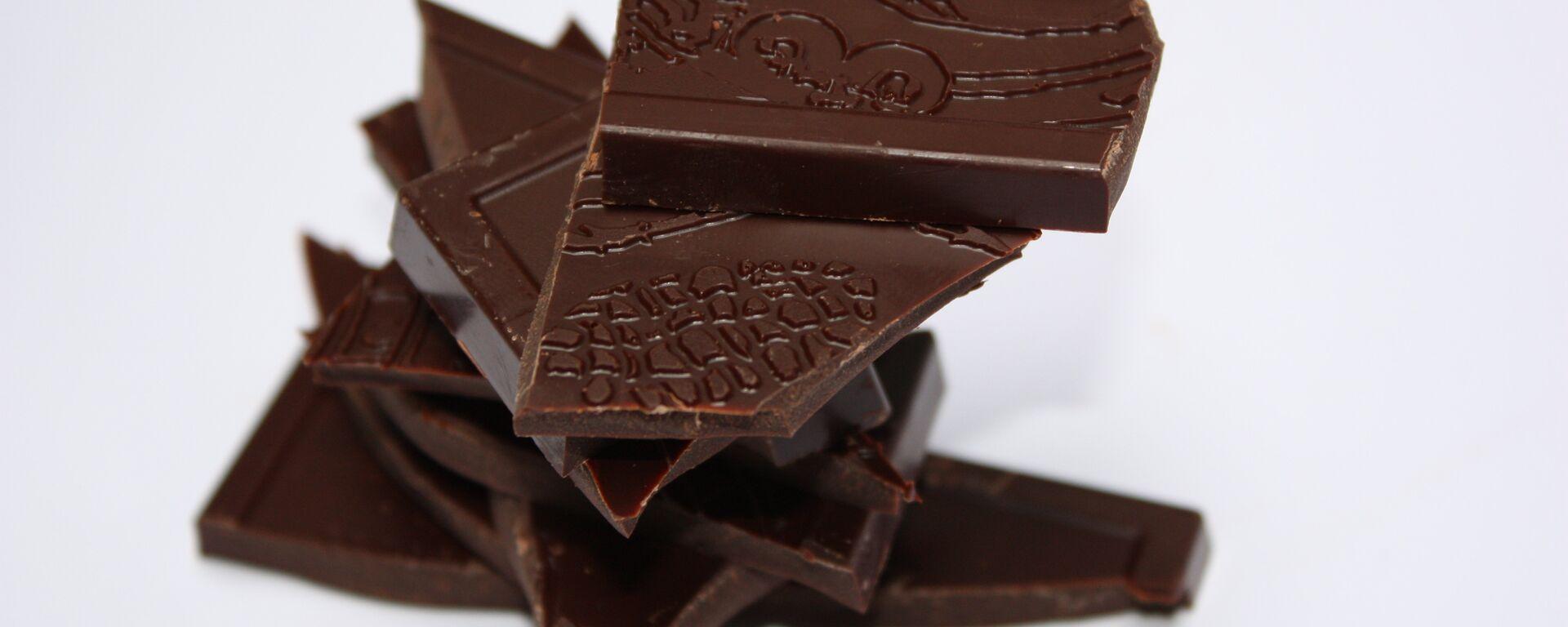Chocolate - Sputnik Mundo, 1920, 18.02.2021