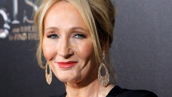 J.K. Rowling - Sputnik Mundo