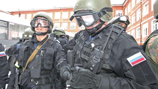 Fuerzas especiales rusas - Sputnik Mundo