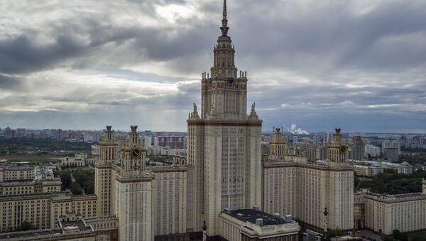 Первый тоннель винчестерного типа открыли в Москве - Sputnik Mundo