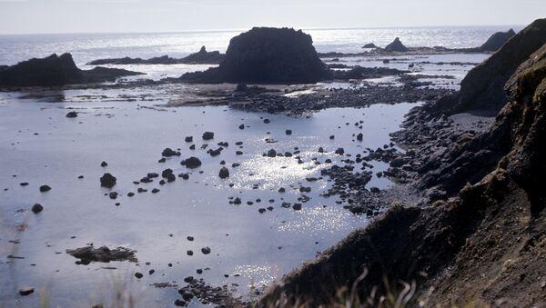 La isla Matua del archipiélago de las Kuriles - Sputnik Mundo
