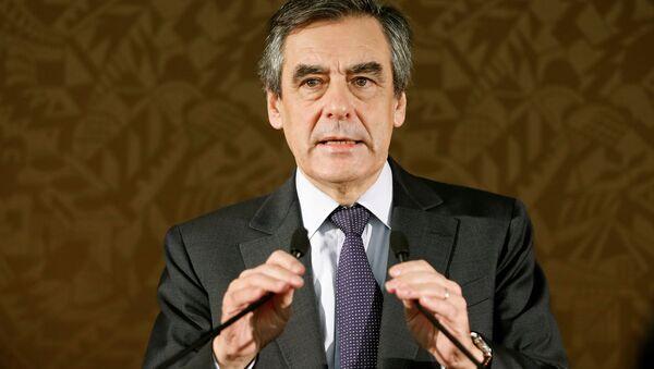 François Fillon, candidato a la presidencia de Francia (archivo) - Sputnik Mundo