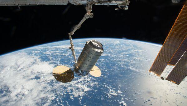 La nave de carga no tripulada Cygnus - Sputnik Mundo