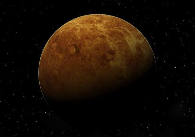 El planeta Venus (imagen referencial)