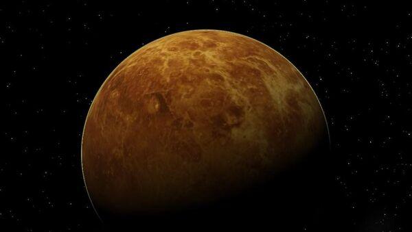 Venus (imagen referencial) - Sputnik Mundo