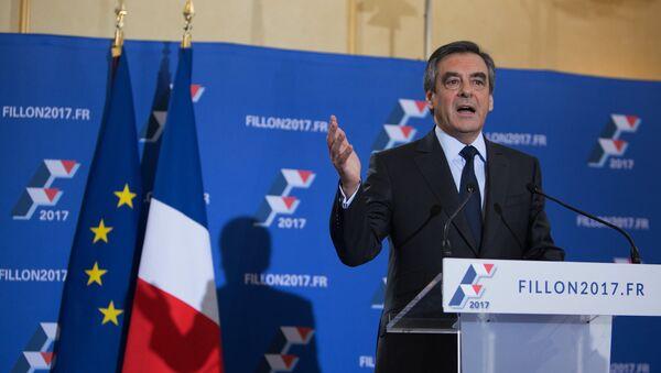 François Fillon, el candidato a la presidencia de Francia - Sputnik Mundo