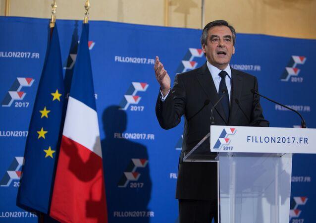 François Fillon, el candidato a la presidencia de Francia