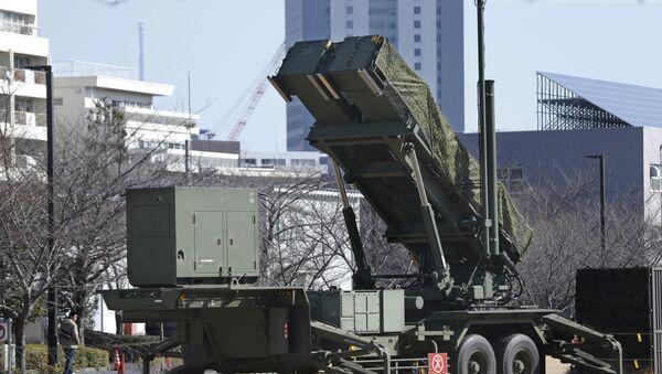 Los sistemas antimisiles japoneses de fabricación estadounidense, Patriot (archivo) - Sputnik Mundo