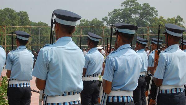 Policías de la India - Sputnik Mundo