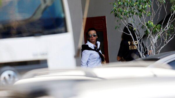 Adriana Ancelmo, esposa del exgobernador de Río de Janeiro Sérgio Cabral - Sputnik Mundo