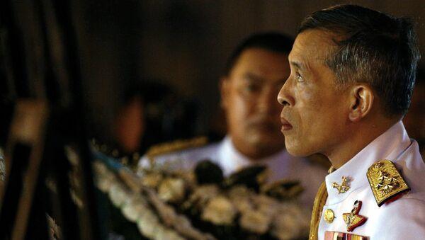 Maha Vajiralongkorn, rey de Tailándia (archivo) - Sputnik Mundo