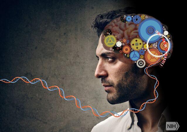 Esquizofrenia (ilustración)