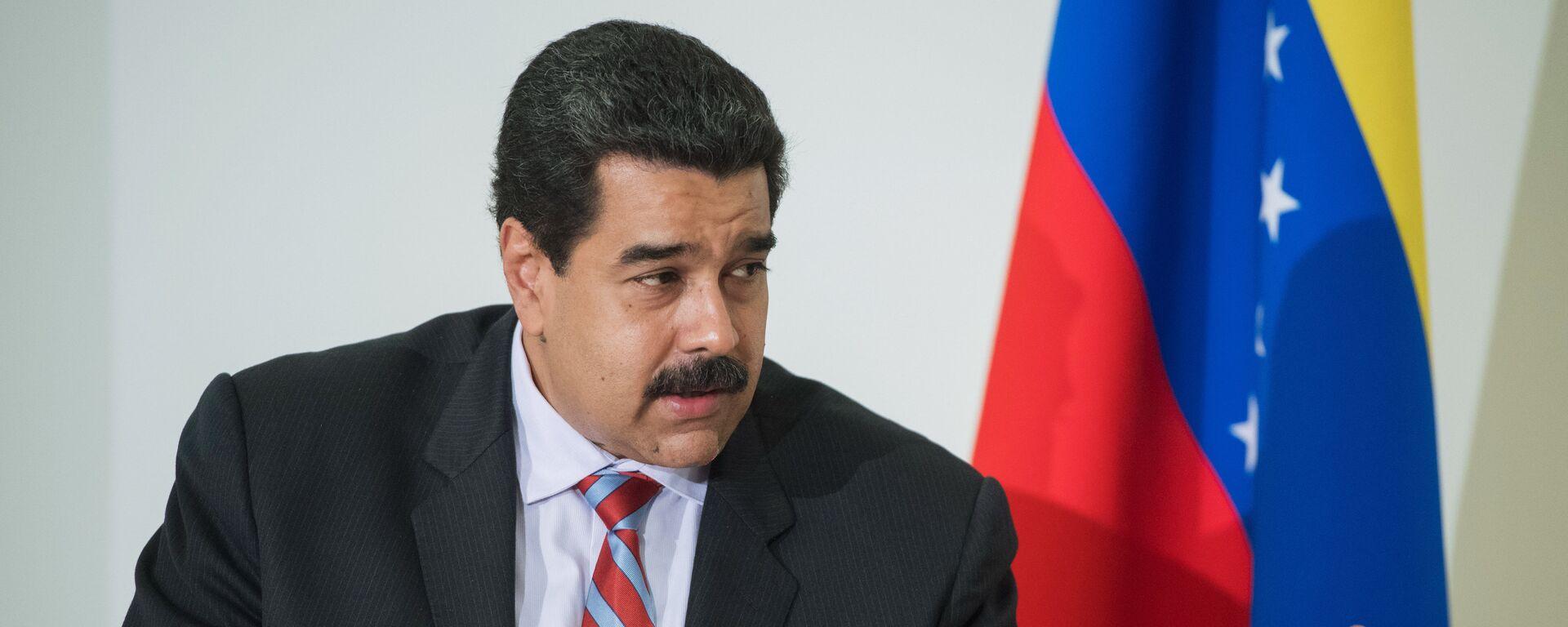 Nicolás Maduro, presidente de Venezuela - Sputnik Mundo, 1920, 11.06.2021