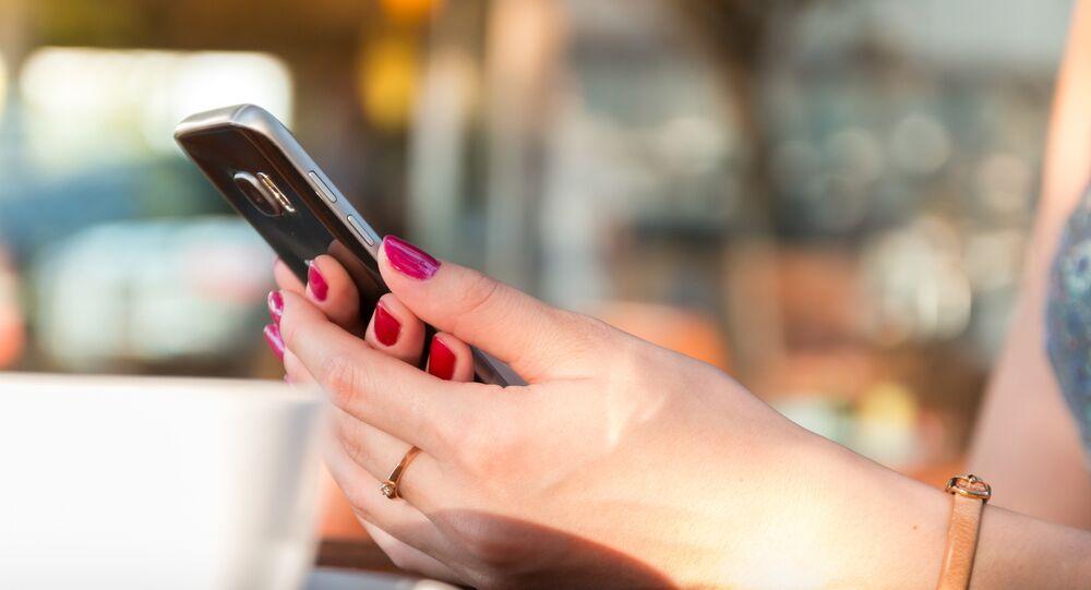 Un móvil (imagen referencial)